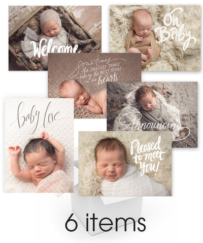 Baby Love Overlay Bundle