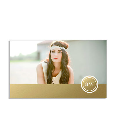 Taylor Business Card 1