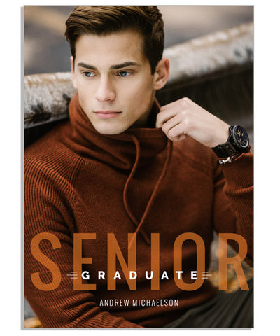 Front Page Grad 5x7 Flat Card