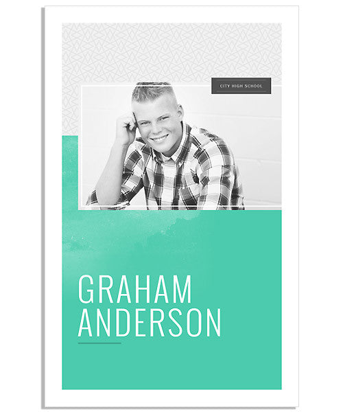 Graham 5x8 Notepad