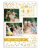 Happiest Dots 5x7 Dots Foil Press Card