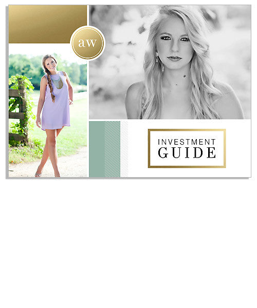 Taylor Investment Guide 7x5 Wide Format Card