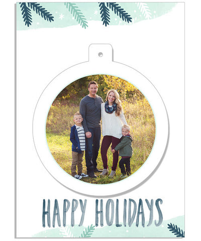 Joyful 5x7 Circle Luxe Pop Card