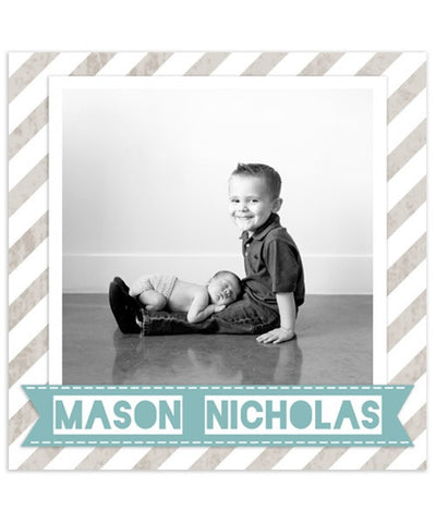 Mason 3x3 Baby Accordion Mini