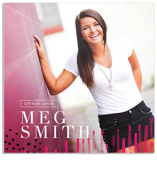 Meg Acrylic USB Drive and Slide Boxes