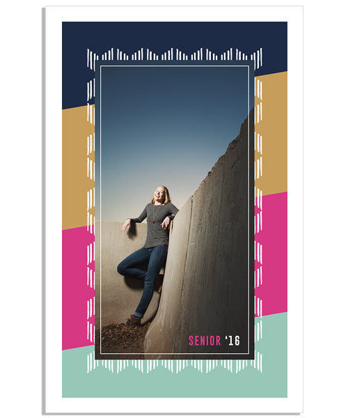 Melissa Rep Card 5x8 Tear-off Notepad