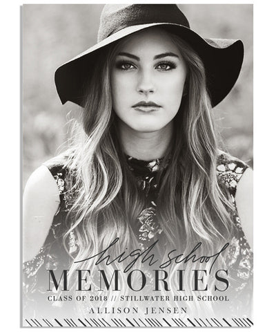 Memories 5x7 Custom Proof Box