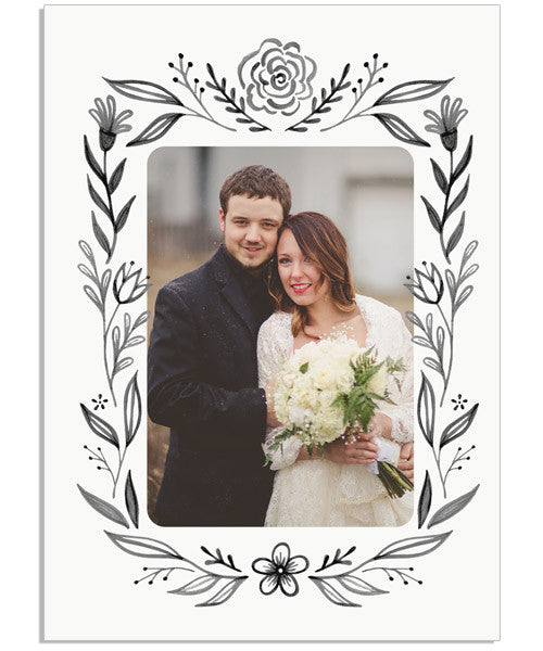 Our Love Story 5x7 Custom Proof Box