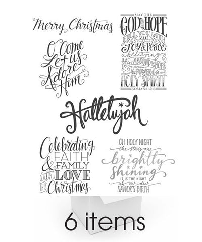 Spirit of Christmas Overlays
