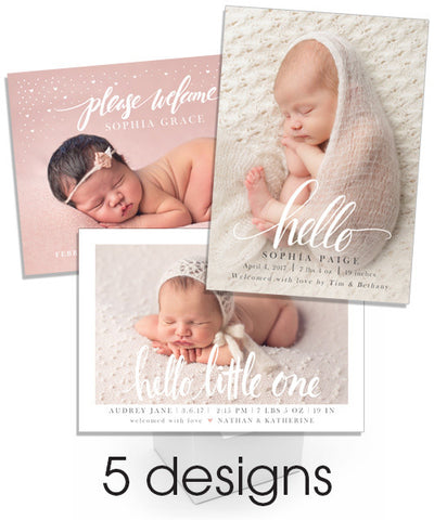 Sweet Hello Bundle
