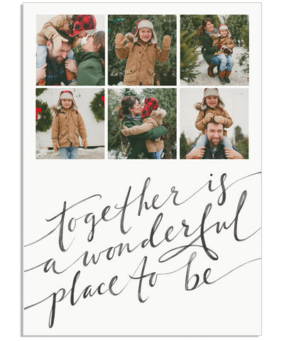 Together 5x7 Custom Proof Box