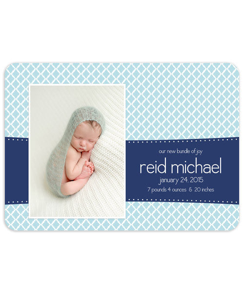 Reid 7x5 Flat Card and Envelope Liner