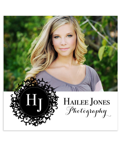 Hailee Welcome 5x5 Accordion Card