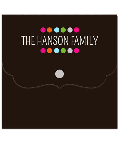 Hanson Luxe DVD Case and DVD Label