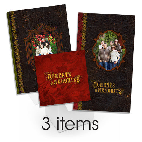Memory Book Gift Bundle