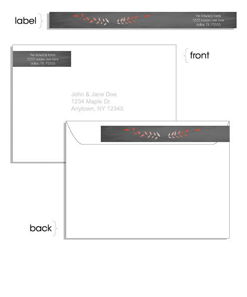 Address Label Format. Custom Return Address Label Format Template