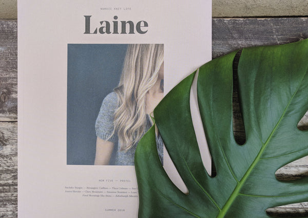 KNIT HAPPENS - Laine Nr. 5