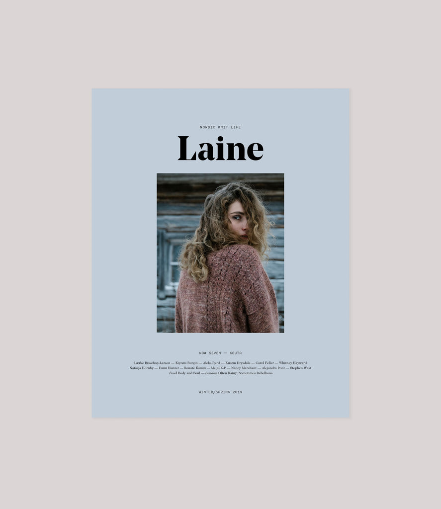 KNIT HAPPENS - Laine Nr. 7
