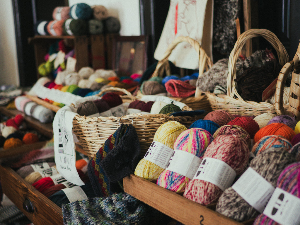 Knit Happens - Besuch bei Rosa Pomar in Lissabon