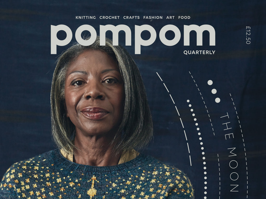 KNIT HAPPENS - Pom Pom Quarterly 26: The Moon Issue