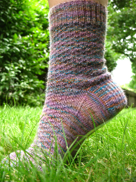 Hermione's Everyday Socks by Erica Lueder