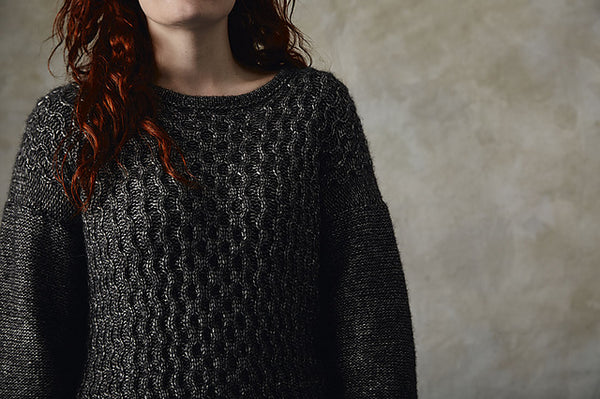Ceridwen Sweater von Fiona Alice, Pom Pom Quarterly 26 - The Moon Issue