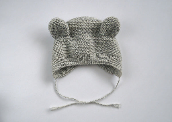 Bearly Bonnet von Pure Stitches