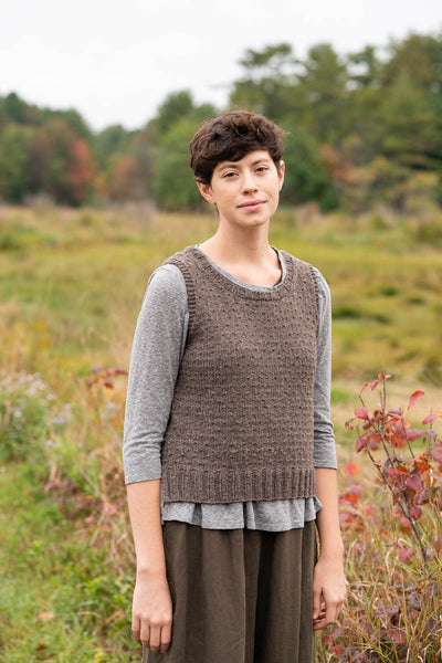 Inlet Vest by Carrie Bostick Hoge