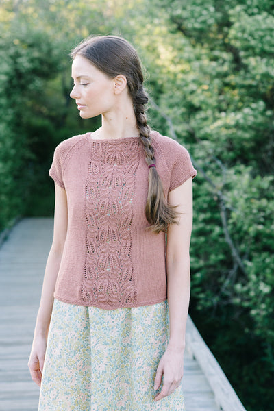 Imogen Tee by Carrie Bostick Hoge