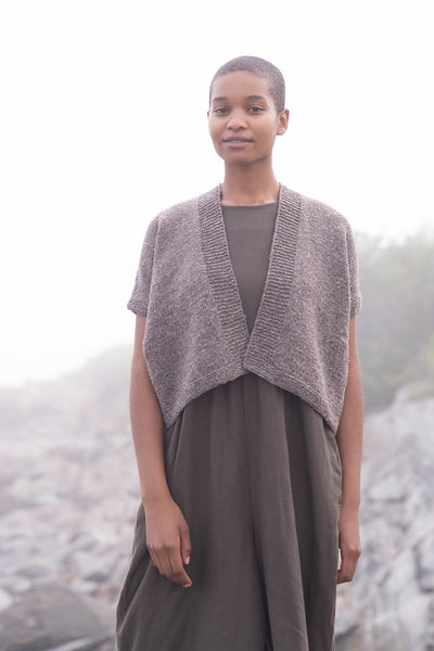 Cloudy Day Cardi by Carrie Bostick Hoge