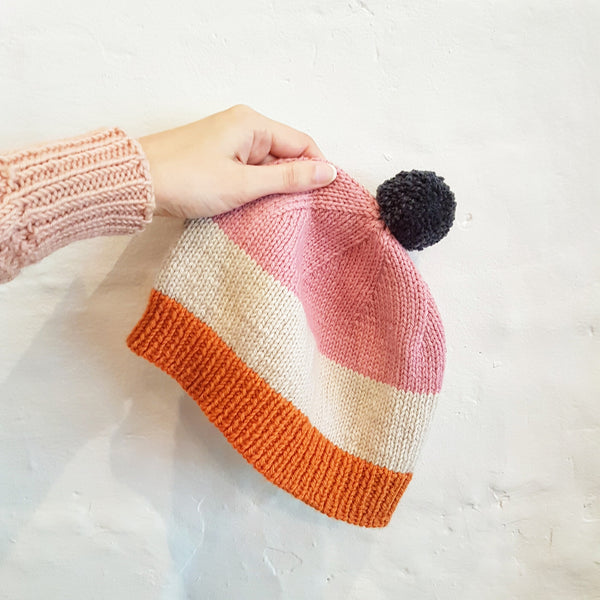Basic Beanie by Emily Bolduan