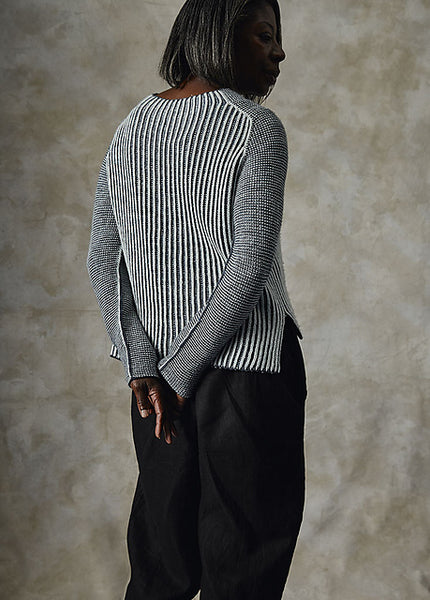 Luna Sweater von Anna Strandberg, Pom Pom Quarterly Issue 26 - The Moon Issue