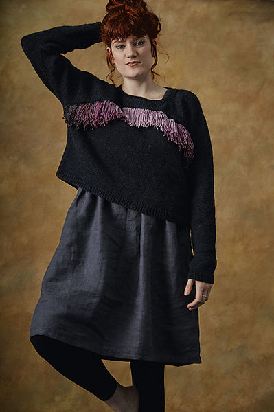 Moonbow Sweater von Hey Mama Wolf, Pom Pom Quarterly 26 - The Moon Issue