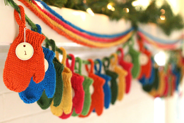 Smitten (a Holiday Garland) by Emily Ivey