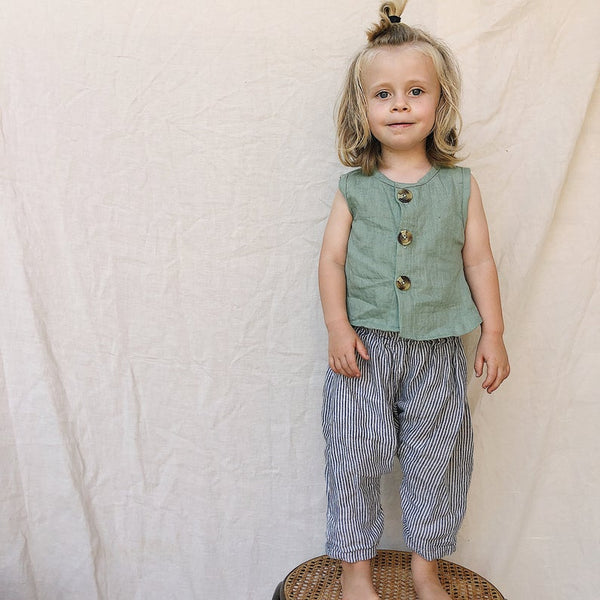 Kids Harem Pants by Tiny Design Co.