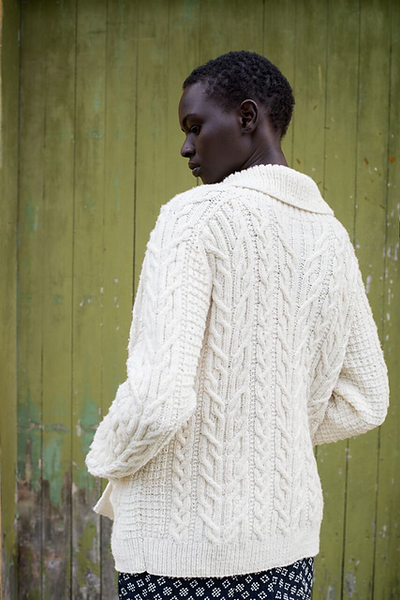 Ushida Cardigan by Whitney Hayward