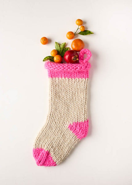 Knit Before Christmas Stocking by PurlSoho