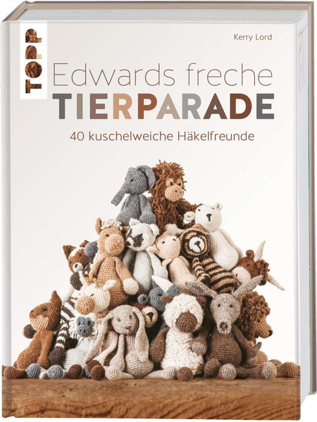Edwards freche Tierparade von Kerry Lord