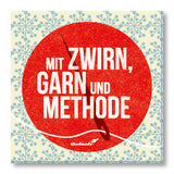 Zwirn Garn Methode