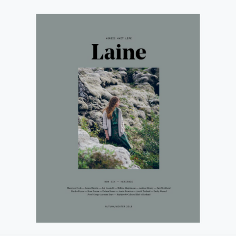 Heft / Laine - Issue 6