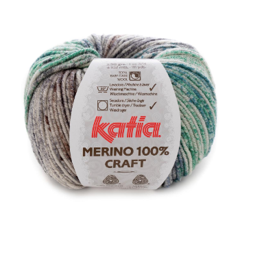 Merino Craft - Merino Wolle Spray-Effekt