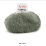 Ingenua - Mohair Wolle