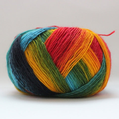 Jawoll Magic Degrade von Lang Yarn