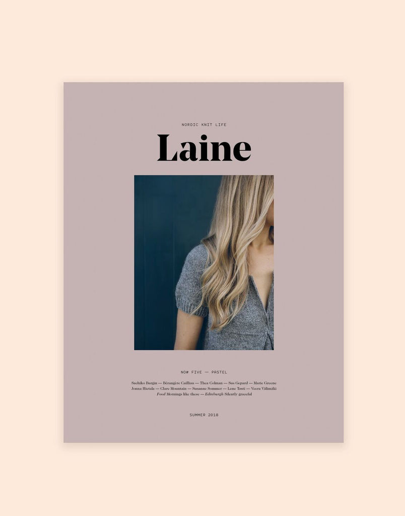 Heft / Laine - Issue  5