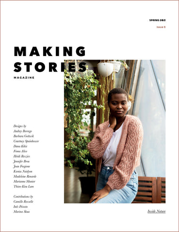 Making Stories Magazine - Issue 5