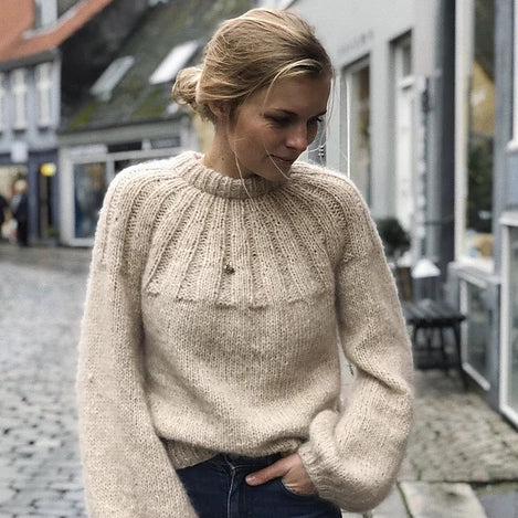 Sunday Sweater von Petite Knit- Strickpaket