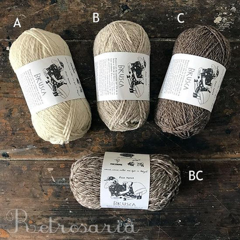 Brusca - Merino Wolle aus Portugal
