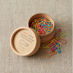 CocoKnits OPENING COLORED STITCH MARKER