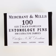 Entomology Pins 100