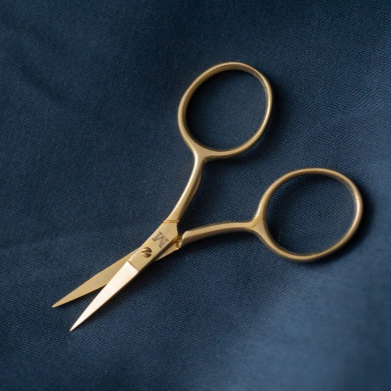 Schere / Fine Work Scissors / Gold Edition